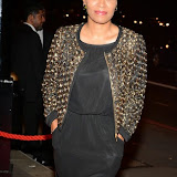 WWW.ENTSIMAGES.COM -  Emeli Sande   arriving at      The Asian Achievers Awards at Grosvenor House London September 19th 2014The Asian Achievers Awards celebrates individuals who are responsible for bringing the South Asian community to the centre stage. The chosen charity partner is the Cherie Blair Foundation.                                                 Photo Mobis Photos/OIC 0203 174 1069