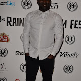 OIC - ENTSIMAGES.COM - Vauxhall Jermaine at the  My Hero Film Premiere at Raindance Film Festival London 25th September 2015 Photo Mobis Photos/OIC 0203 174 1069