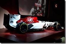 Alfa Rome Sauber