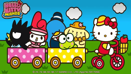 Hello Kitty Friends APK