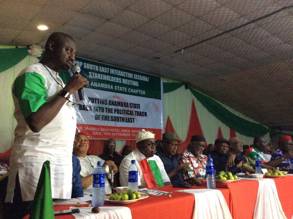 Ugochukwu Okeke Declares To Run For Anambra State Governorship Election