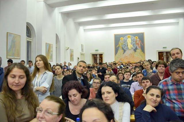 Pr. Constantin Necula despre tineri, FTOUB 119