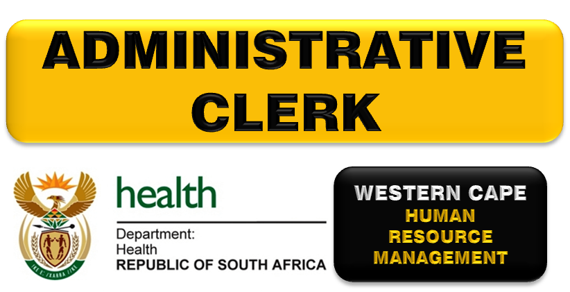 Administration Clerk: Human Resource Management