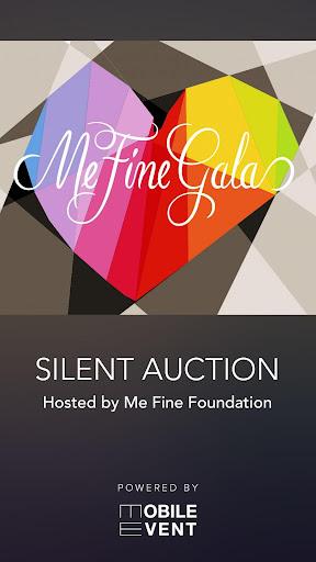 Me Fine Silent Auction