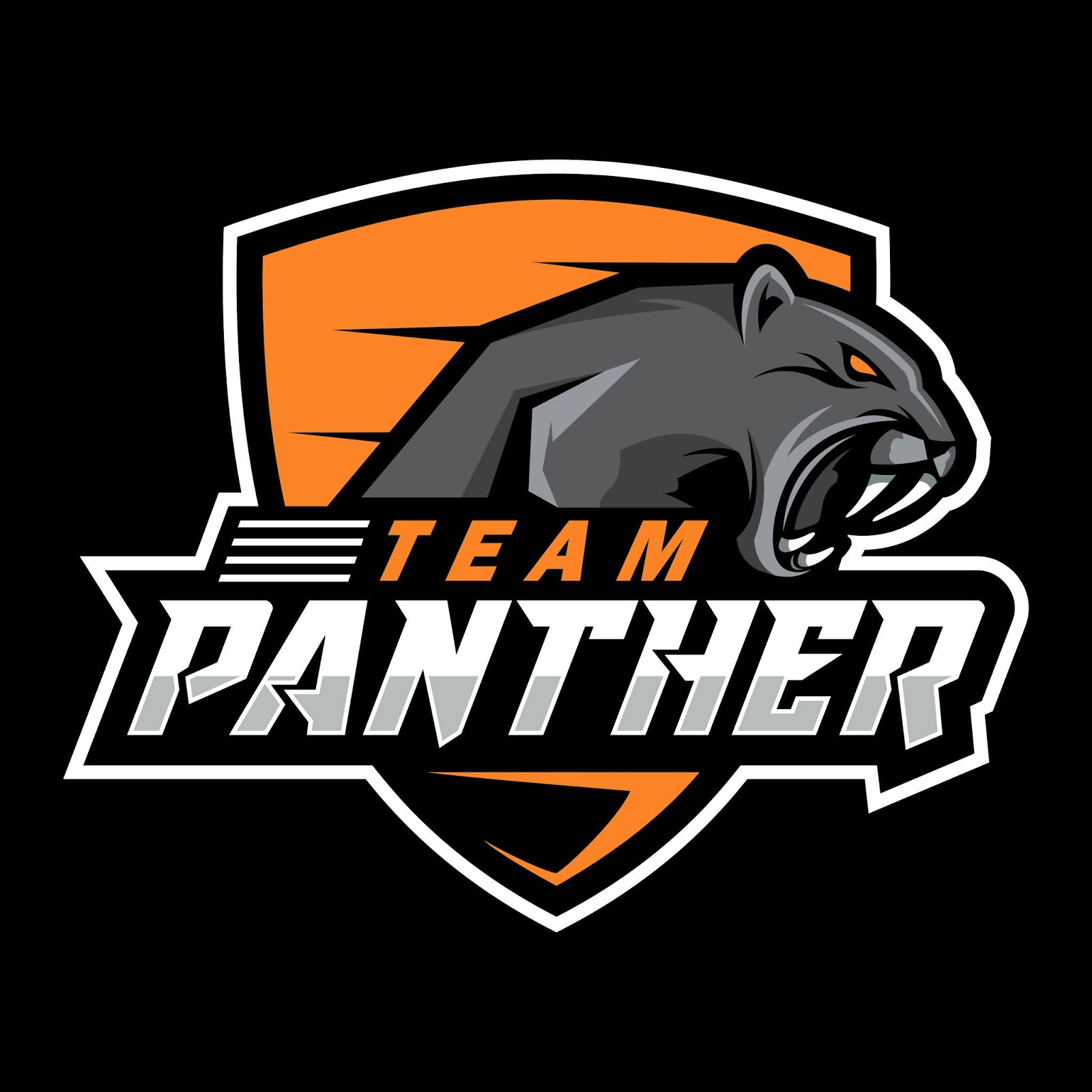 Panther Esport Logo Free Download Vector CDR, AI, EPS and PNG Formats