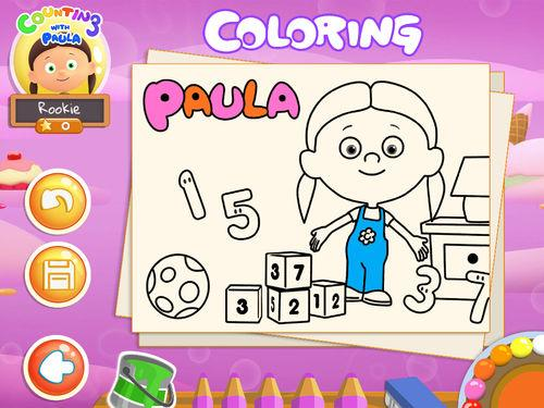 Paula Fun Pack- screenshot
