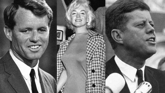 Marilyn Monroe teria sido assassinada porque sabia que existiam alienígenas 02