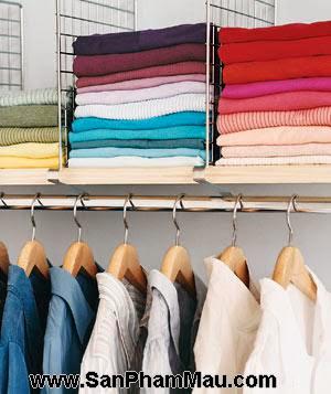 17 mẹo nhỏ cho tủ quần áo ngăn nắp-12