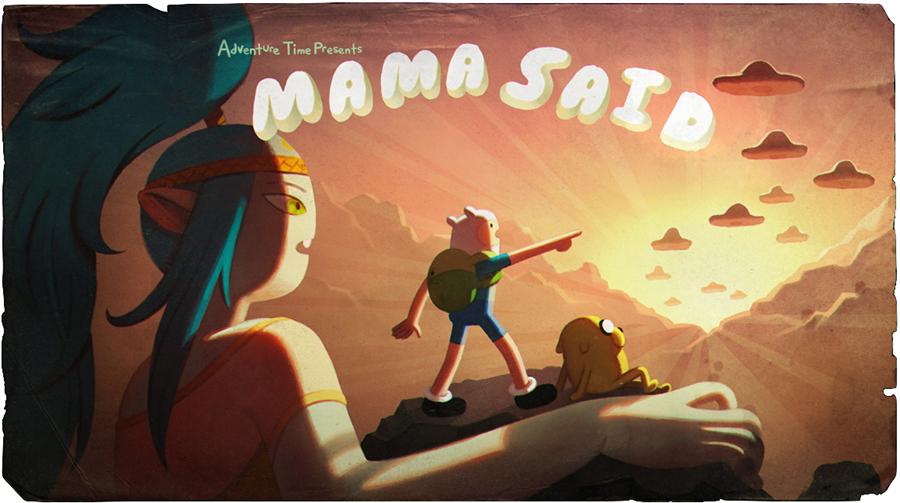 Hora de Aventura: Mama Said