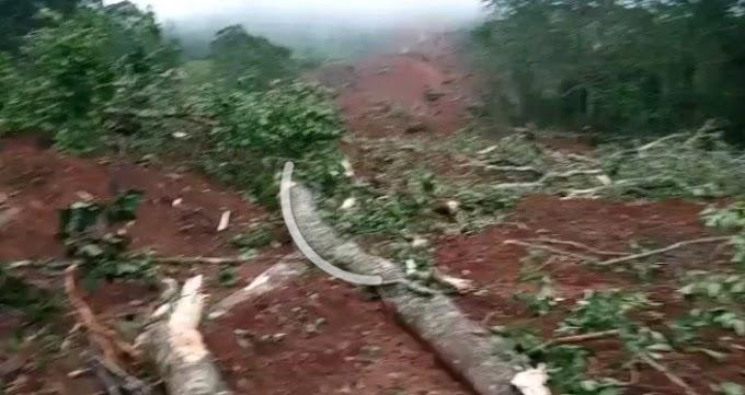 Alor Diguncang Badai, Diperkirakan Ratusan Warga Kehilangan Rumah