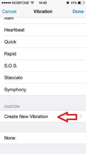 Hình 4 - Những công cụ hữu ích trong danh bạ iPhone, iPad