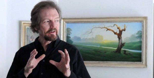 Michael Whelan - több mint 30 éve dolgozik sci-fi és fantasy kiadványok illusztrátoraként