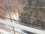 Down below is the Arkansas River