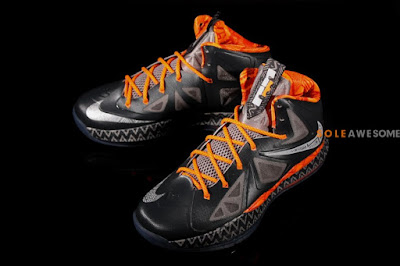 nike lebron 10 gs black history month 1 01 Introducing the Nike LeBron X Black History Month in Kids Sizes