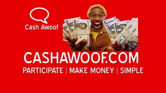 HOW TO EARN UP TO 40K MONTHLY ON CASH AWOOF WITHOUT SPENDING A DIME