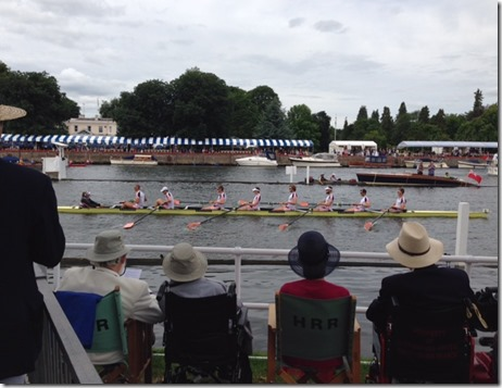 Henley Eights
