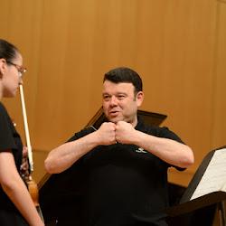 Masterclass with Vadim Gluzamn 27.7.18