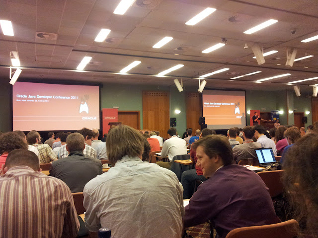 Oracle Java Developer Conference