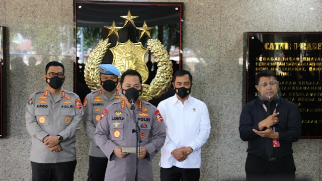 """Kapolri: """"Negara Tidak Boleh Kalah Dengan KKB Papua"""""""
