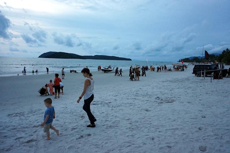 DSC06104 - Pantai Chenang beach