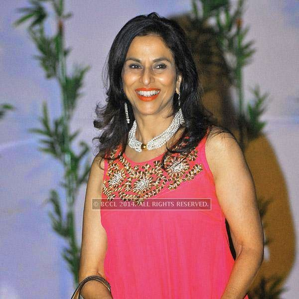 Shobhaa De during party hosted by Sunita Shekhawat in Jaipur.