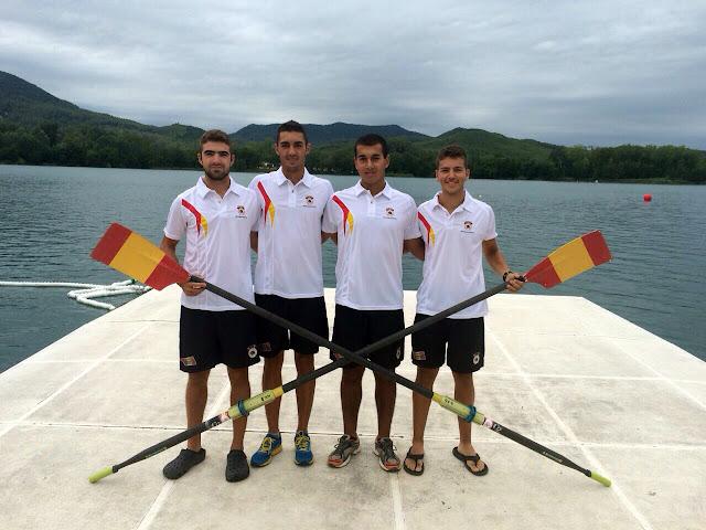 1 y 2/08/2015 - XXXI Copa de la Juventud (Szeged, Hungría) - 8..JPG