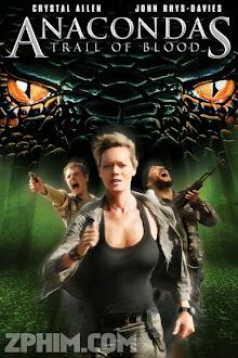 Mãng Xà Tắm Máu - Anaconda 4: Trail of Blood (2009) Poster