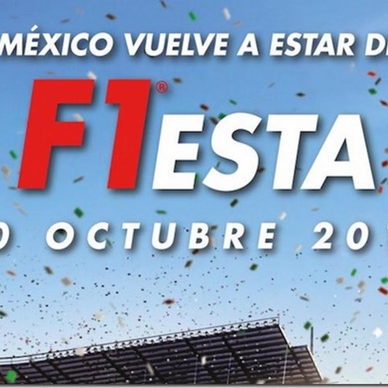 Formula 1 Mexico Domingo 30 de Octubre de 2016