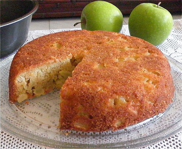 pc07  fresh apple cake