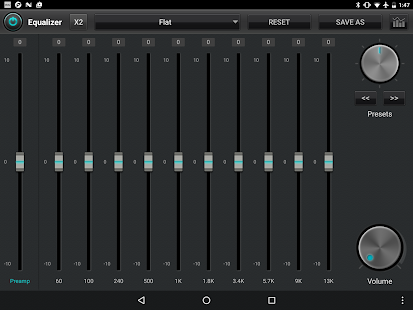 jetAudio Music Player Plus - Mp3 Flac Audio Player Screenshot