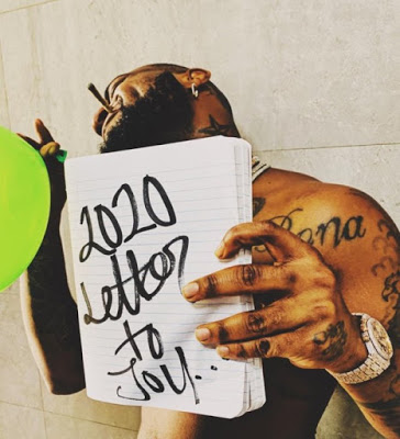Audio Mp3 | Davido - 2020 Letter To You | Download