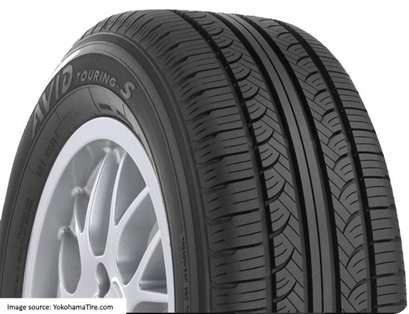 yokohama tire price list