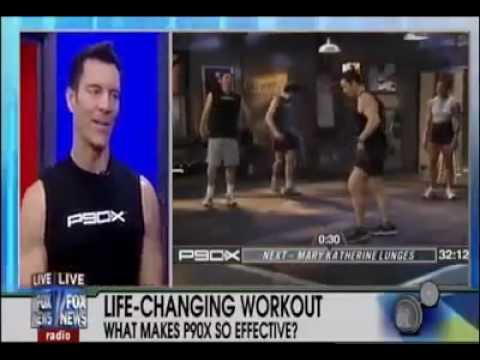 Tony Horton Live On Fox, Tony Horton