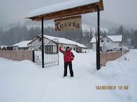 Фоторепортаж с тренинга по ньяса-йоге 12-18 февраля 2012г в Карпатах.705