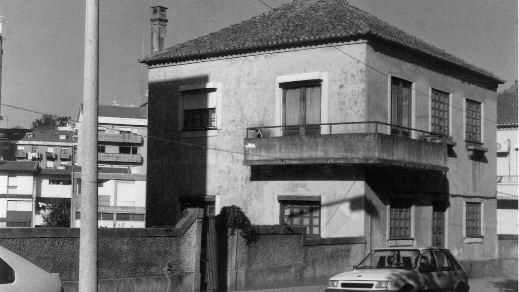 Casa de monsenhor Aníbal-Avenida Dr. Alfredo de Sousa