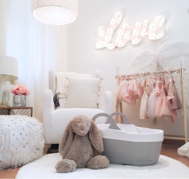 Good I love the neutral grey but there are many color options to suit even the boldest nursery design