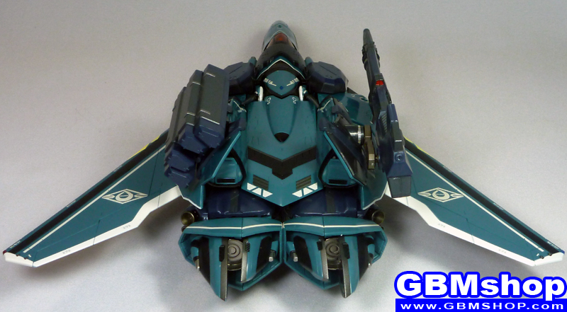 Macross Frontier VF-171 Armored Nightmare Plus General Machine Fighter Mode
