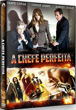 Filme Poster A Chefe Perfeita WEB-DL XviD & RMVB Dublado
