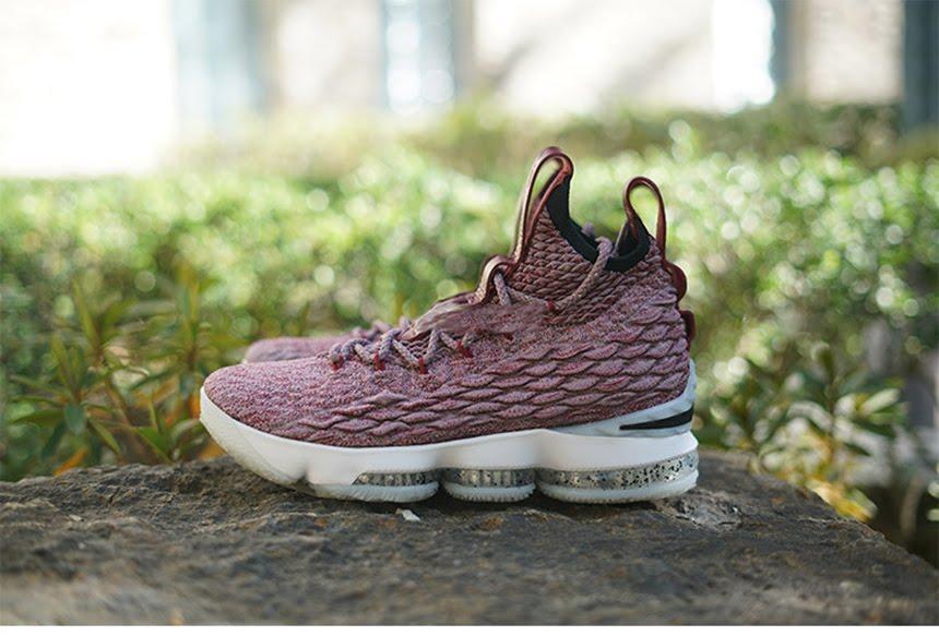pretty nice 86278 dd11d ... Vino Nike LeBron 15 Said to Remain as Asia Exclusive