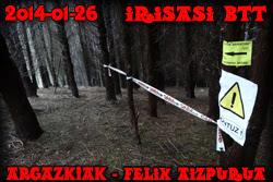 Argazkiak BTT 2014 Felix