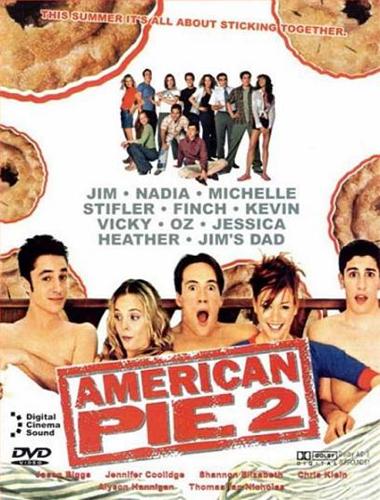 Poster de American pie 2