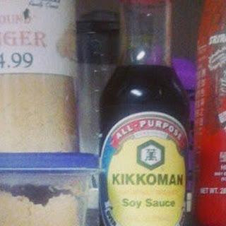 Vegetarian Peanut Crack Sauce