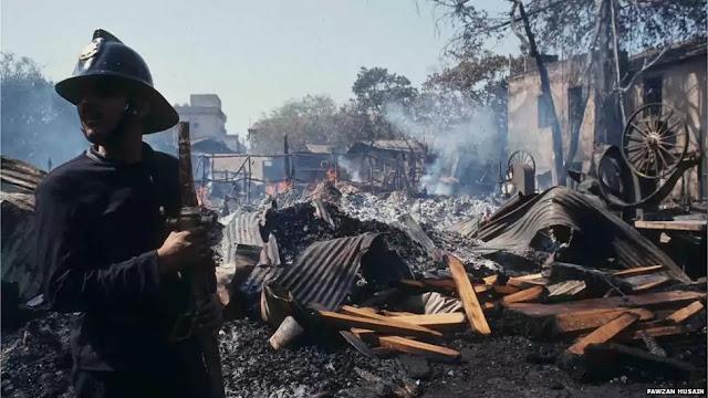 1993 Bomb Blast Bombay