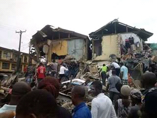 More Pictures from Demolition Exercise At Eke Ukwu Owerri Market