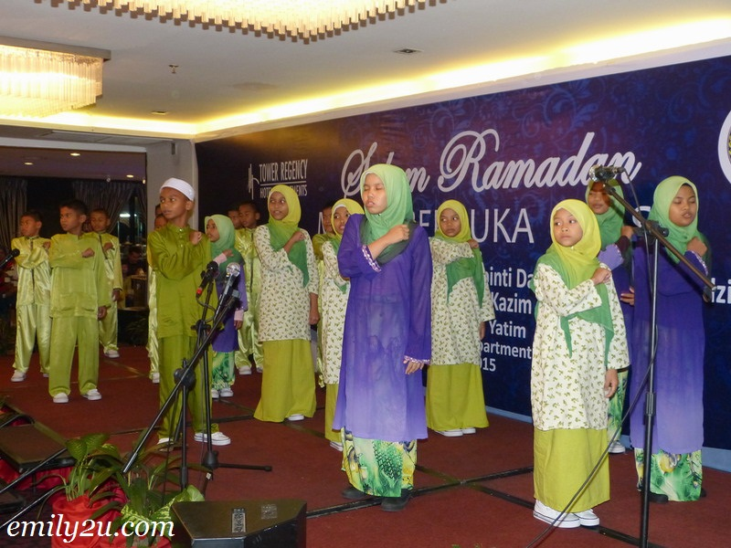 Tower Regency Hotel Ramadhan Corporate Social Responsibility programme