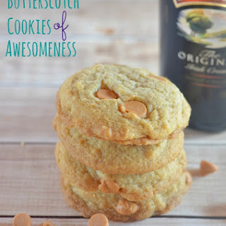 Bailey's Butterscotch Cookies