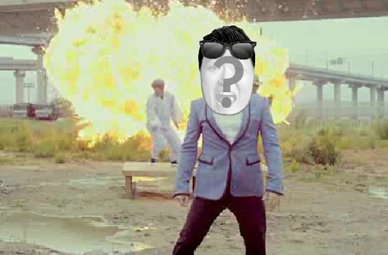 Gangnam Style con mi foto