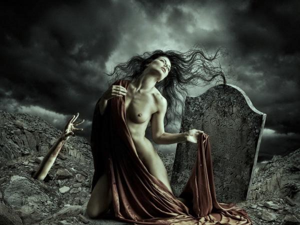 Funeral Beauty, Death