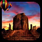 Beautiful Desert Day Live Wallpaper Icon