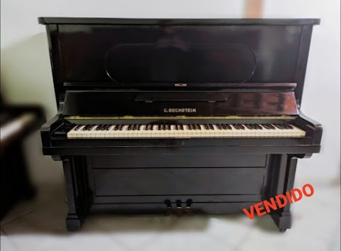 Piano C.Bechstein (alemão)